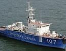 Tàu Thổ Nhĩ Kỳ ngáng đường di chuyển giàn khoan của Nga