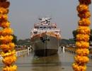 Ấn Độ biên chế chiến hạm chống ngầm hiện đại