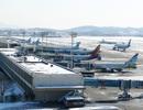 Các sân bay Hàn Quốc bị đe dọa đánh bom