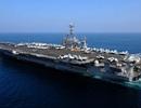 Mỹ điều siêu tàu sân bay thứ 2 đến châu Á
