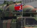 Triều Tiên lập đơn vị tên lửa tầm xa di động