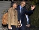 Vì con gái, Tổng thống Obama sẽ ở lại Washington sau khi hết nhiệm kỳ