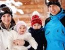 """Bộ ảnh kỳ nghỉ của gia đình Hoàng tử William """"đốn tim"""" người xem"""
