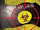 Kho vũ khí hóa học của IS bị dội bom dồn dập