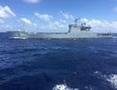 Video clip tàu Việt Nam bị tàu Trung Quốc vây ép, đe dọa trên biển