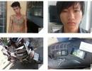 """Các """"hiệp sỹ"""" Vũng Tàu bắt đối tượng trộm xe máy"""