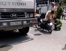 Thiếu úy hình sự bị xe tông chết trên đường đi làm