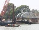 Thay thế nhà thầu điều tiết giao thông sau vụ sập cầu Ghềnh
