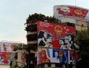TPHCM trang hoàng rực rỡ trước ngày bầu cử