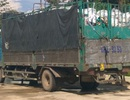 Đưa rác thải công nghiệp từ Bình Dương về Đồng Nai đổ trộm