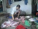 Kiểm tra 6 lò mổ lậu, phát hiện hàng tấn thịt heo không rõ nguồn gốc