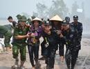 1.600 cảnh sát cơ động cứu dân trong giả định nguy cơ vỡ đập Trị An