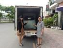 Tập thể nhân viên CBRE Vietnam ủng hộ người dân miền Trung bị lũ lụt