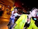 Huyền ảo đêm Halloween ở Sài Gòn