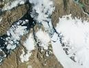 Đảo băng khổng lồ tách khỏi Greenland