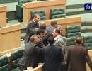 Nghị sĩ Jordan ẩu đả ngay giữa nghị trường