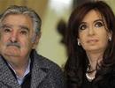"""Tổng thống Uruguay """"lỡ miệng"""" nói xấu lãnh đạo Argentina?"""