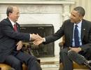 Obama ca ngợi nỗ lực cải cách của Myanmar trong cuộc gặp lịch sử