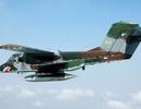 Máy bay quân sự Philippines đâm xuống biển, 2 phi công mất tích