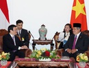 Việt Nam-Indonesia nâng cấp quan hệ thành Đối tác chiến lược