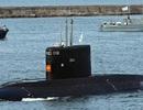 Nga bàn giao tàu ngầm cho Việt Nam vào tháng 11