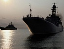 Nga-Trung tập trận hải quân quy mô lớn