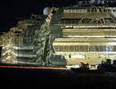 """Cận cảnh tàu du lịch nửa tỷ USD sau 20 tháng """"phơi mình"""" trên biển"""