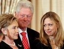 Hillary Clinton mong làm bà ngoại