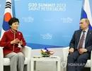 """Putin đến Hàn Quốc thúc đẩy """"con đường tơ lụa"""" mới qua Triều Tiên"""