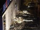 Sập mái siêu thị tại thủ đô của Latvia, 21 người chết