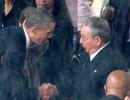 Ngoại trưởng Mỹ lên tiếng về cái bắt tay Obama-Castro