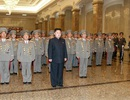 """Triều Tiên cho """"ra rìa"""" hàng loạt tướng lĩnh già"""