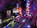 New York thắp sáng quả cầu pha lê đón 2014