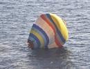 Nhật cứu người Trung Quốc bay khinh khí cầu ra đảo tranh chấp