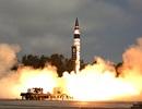 Tên lửa Ấn Độ có thể đặt các thành phố Trung Quốc trong tầm ngắm