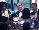 Ai ngồi ghế đệ nhất phu nhân Pháp trong quốc tiệc ở Nhà Trắng?