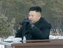 Kim Jong-un trực tiếp xem thi bắn súng