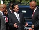 Thủ tướng hội đàm với lãnh đạo Cộng hòa Haiti