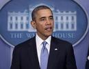 Obama: Tìm máy bay Malaysia mất tích là ưu tiên hàng đầu