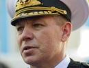 Tư lệnh hải quân Ukraine bị bắt giữ tại Crimea