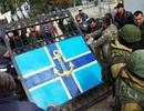 Vụ đột chiếm trụ sở hải quân Ukraine tại Crimea