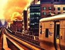 Vụ nổ san bằng 2 tòa chung cư New York: Tháp Đôi lại sập!