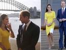 Công nương Anh tỏa sáng ở Úc