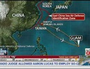 Tử huyệt ven biển của Trung Quốc: Khoảng cách phòng không