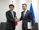 Lo ngại Trung Quốc, Nhật tăng cường quan hệ với NATO