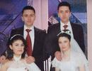 Anh em song sinh cưới cùng ngày, nắm tay nhau khi chết