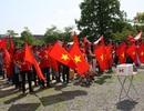 Người Việt tại Nhật xuống đường gửi kháng nghị thư phản đối Trung Quốc