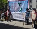 Các bô lão Hội Đền Hùng San Jose phản đối Trung Quốc