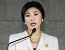 Quân đội Thái yêu cầu bà Yingluck, các cựu bộ trưởng ra trình diện