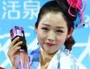 Nữ sinh Hàn đăng quang Hoa khôi sinh viên Trung Quốc